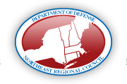 Department of Defense Northeast Regional Council logo
